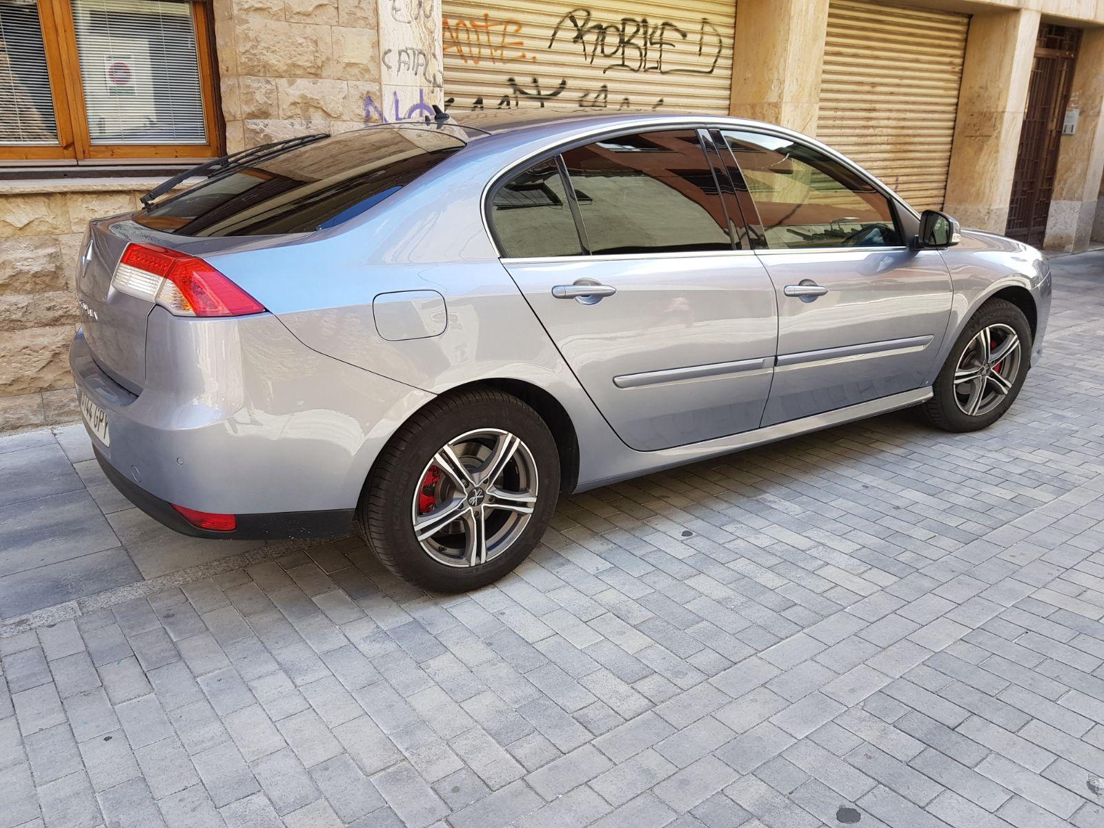 Llantas para Renault Laguna