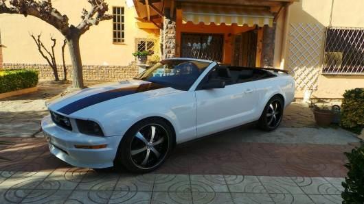 Llantas para Ford Mustang