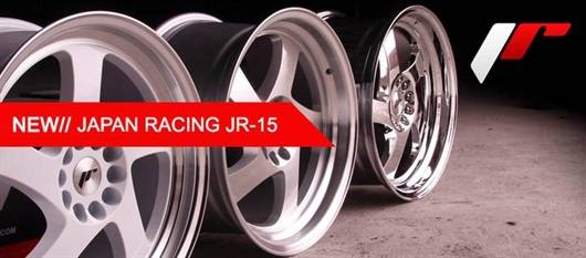 Llantas Japan Racing JR-15