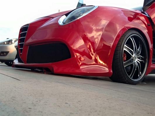 Llantas Lexani Lx7 en Alfa Romeo Mito