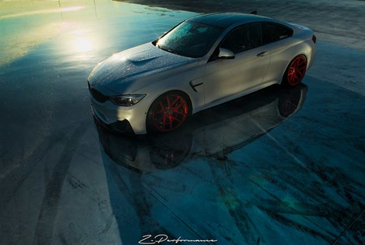 Llantas Z-Performance en BMW M4