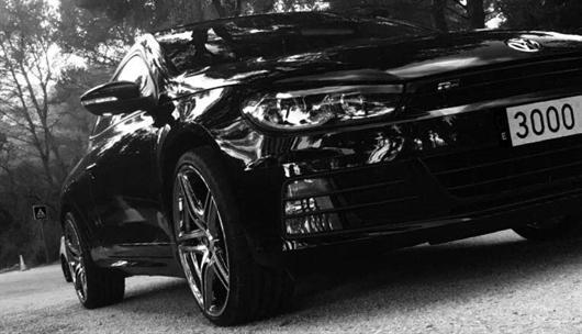 LLantas para Volkswagen Scirocco